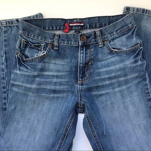 Tommy Hilfiger distressed denim jeans size 16